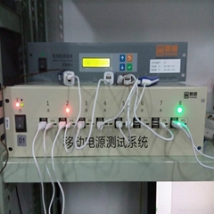 Battery testing system for power banks: BTS-4000-6V4A-CCDC-USB