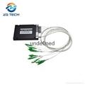 8CH Add Drop CWDM OADM Fiber Optic