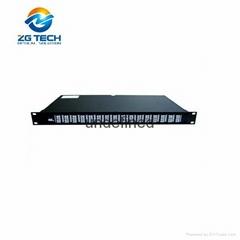 Dual fiber C21-C60 40CH 100GHz Mux Demux
