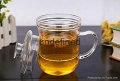 Birthday gift glass mugs tea and coffee cups glass mug glass cup