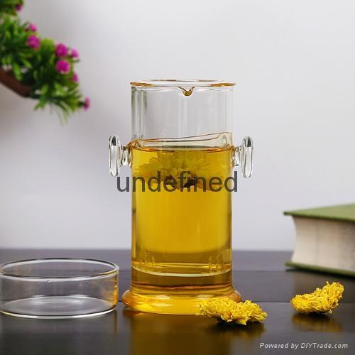 Birthday gift glass mugs tea and coffee cups glass mug glass cup 2