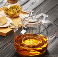 Wholesale glass tea set glass coffee set for restarant and hotel 4