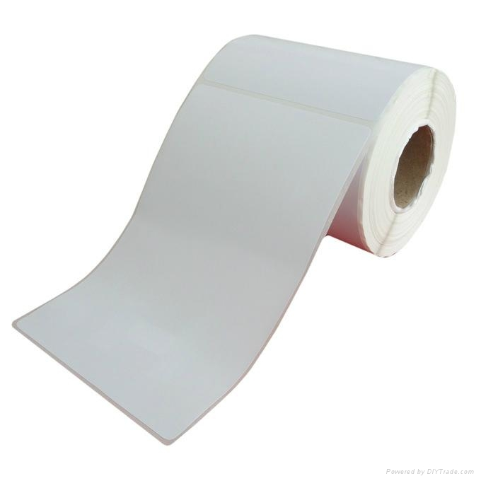 Three-Proof Thermal Paper Self Adhesive Label Roll 2