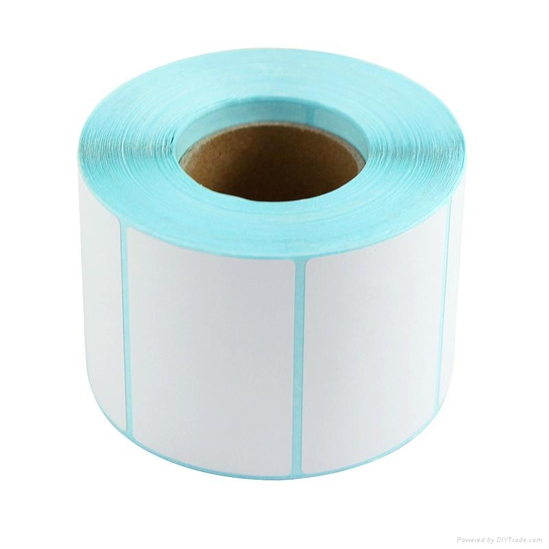 Three-Proof Thermal Paper Self Adhesive Label Roll 3