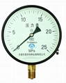 壓力表 一般壓力表 真空壓力表 彈簧管壓力表 1
