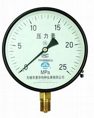 壓力表 一般壓力表 真空壓力表 彈簧管壓力表