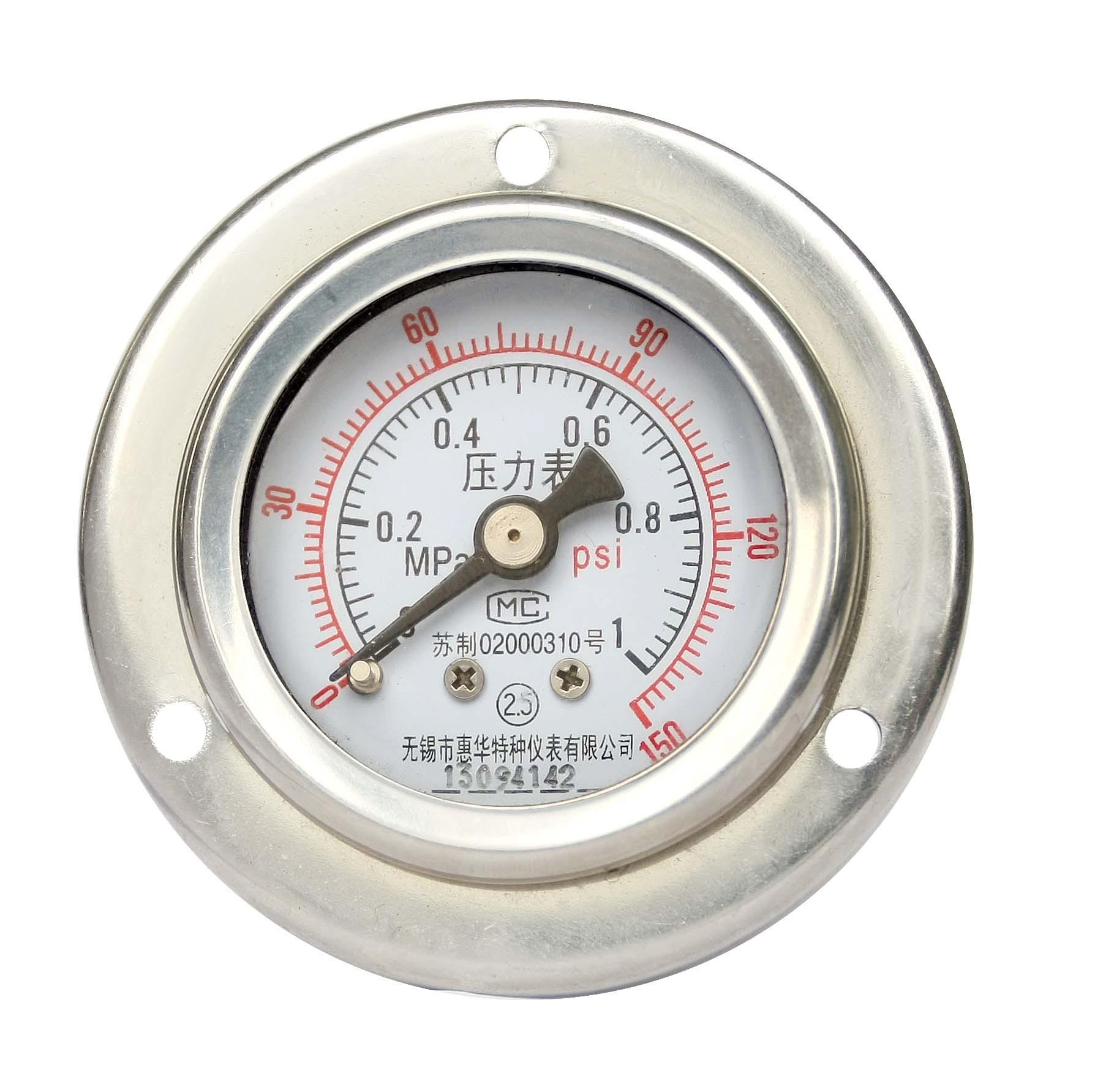 壓力表 一般壓力表 真空壓力表 彈簧管壓力表 12