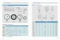 壓力表 一般壓力表 真空壓力表 彈簧管壓力表 2
