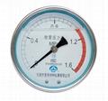 耐震压力表 抗震压力表 防震压力表 充油压力表