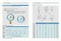 耐震壓力表 抗震壓力表 防震壓力表 充油壓力表 2