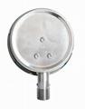 不鏽鋼壓力表 不鏽鋼真空壓力表 不鏽鋼彈簧管壓力表 4