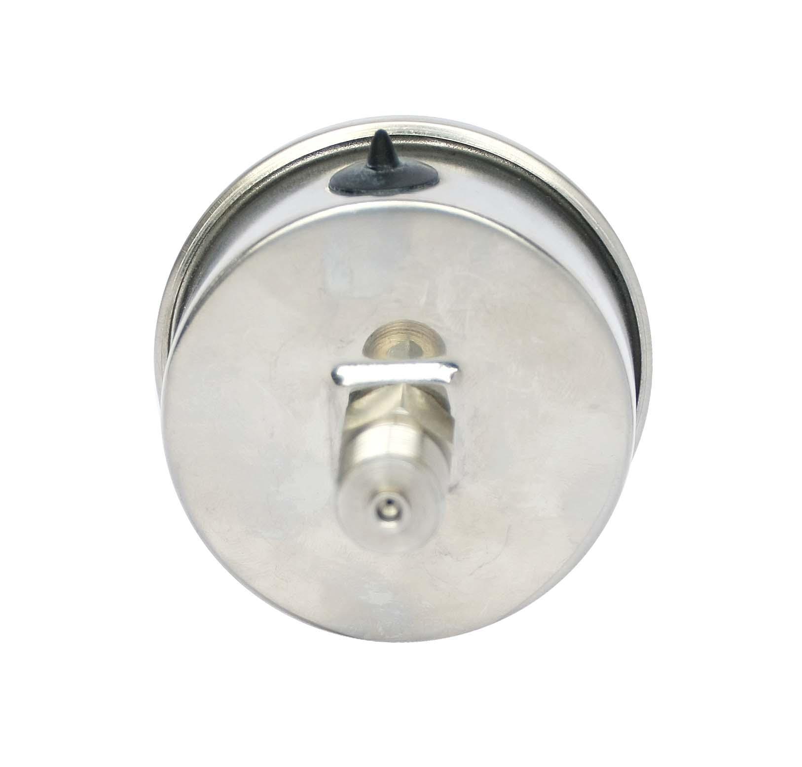 不锈钢压力表 不锈钢真空压力表 不锈钢弹簧管压力表 10