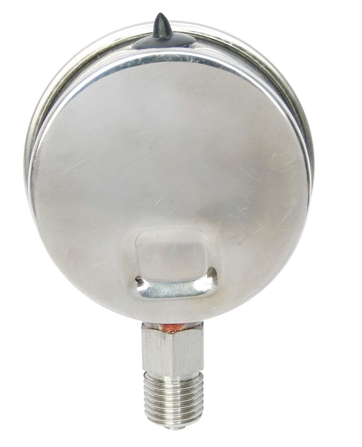 不鏽鋼耐震壓力表 耐震不鏽鋼壓力表 4