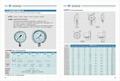 不鏽鋼耐震壓力表 耐震不鏽鋼壓力表 2