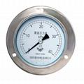 膜盒压力表 普通膜盒压力表 微压表