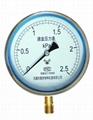 膜盒壓力表 普通膜盒壓力表 微壓表 3