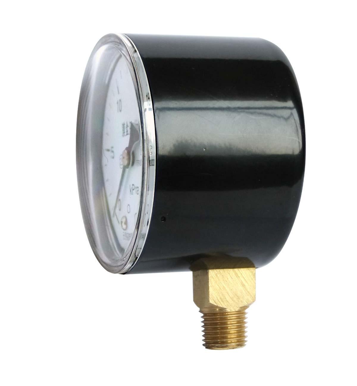 膜盒壓力表 普通膜盒壓力表 微壓表 6