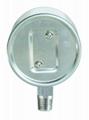 不鏽鋼膜盒壓力表 不鏽鋼微壓表 5