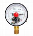 電接點壓力表 3
