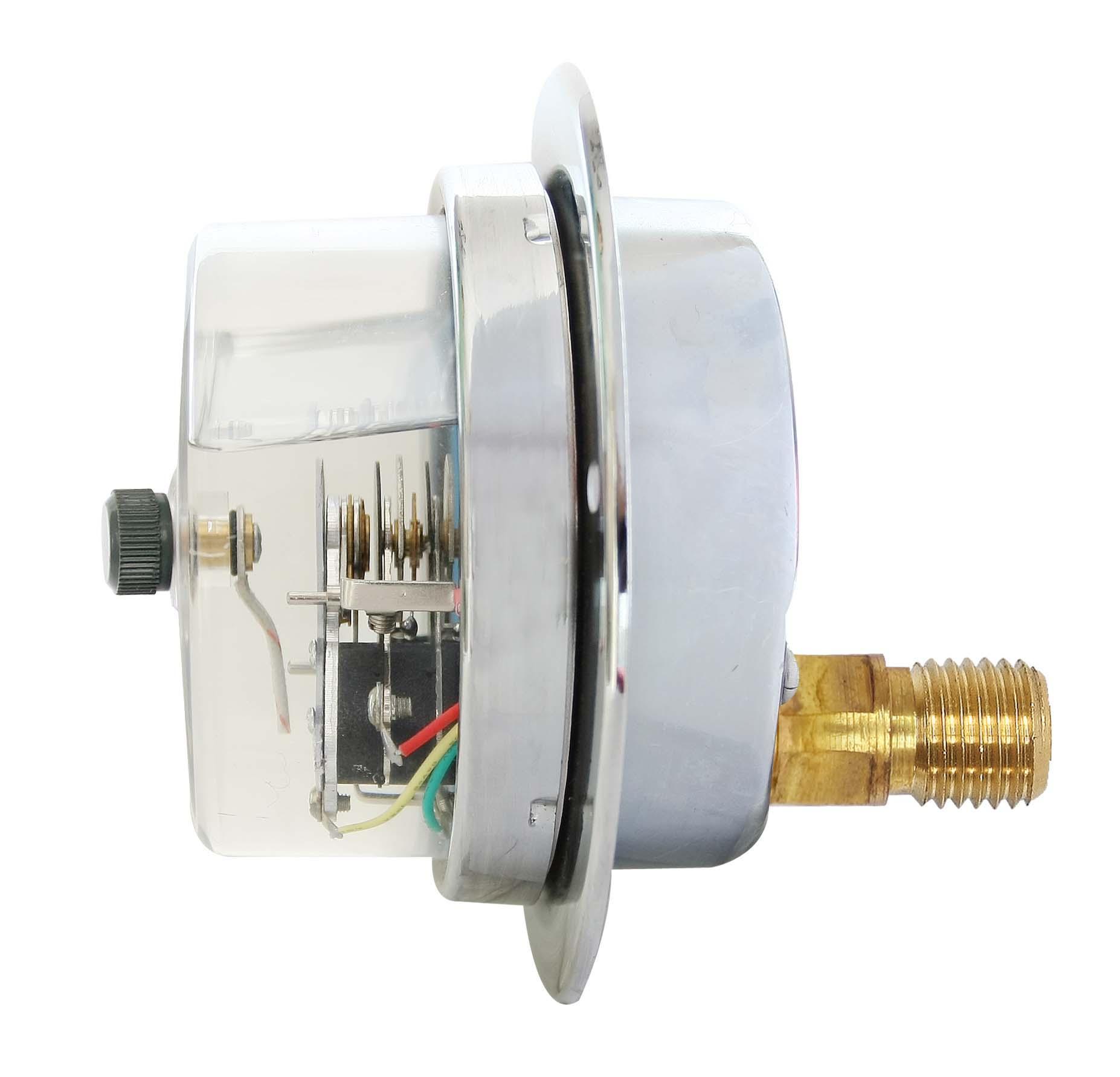 耐震電接點壓力表 3