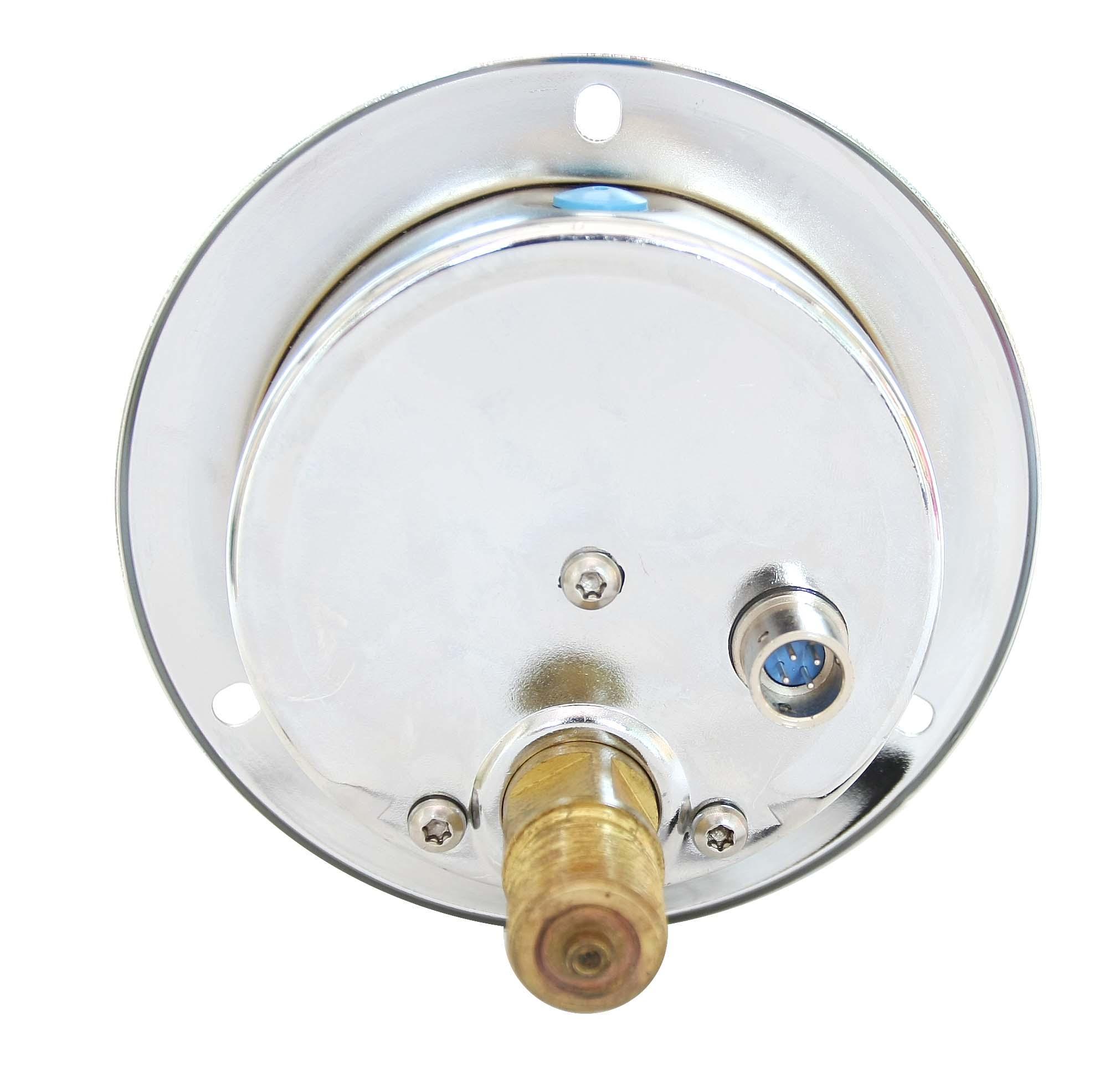 耐震電接點壓力表 4
