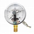 耐震電接點壓力表 5