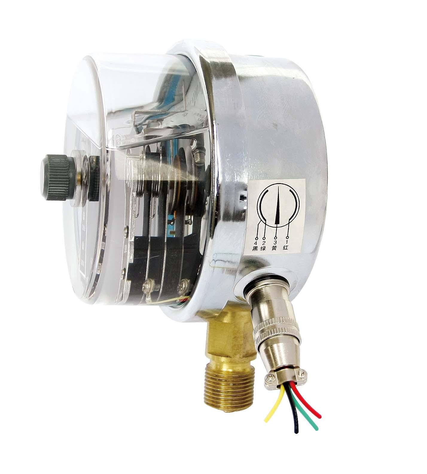 耐震電接點壓力表 6