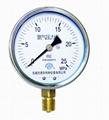 氮气压力表 氮气表