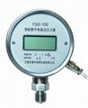 数字电接点压力表 数显电接点压