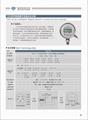 数字电接点压力表 数显电接点压力表