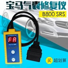 B800 BMW Airbag Scan Re