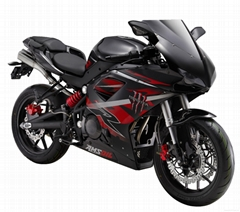 400cc 2 cylinder racing motorcycle bike