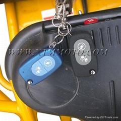kids 50cc rental pedal two seat mini jeep go kart