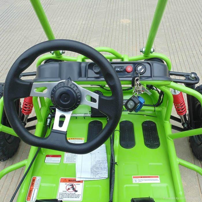 kids 50cc rental pedal two seat mini jeep go kart 2