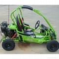kids 50cc rental pedal two seat mini jeep go kart 4