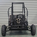 china 300cc adult road legal heacy duty 2 seat  pedal go kart 1