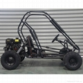 china 300cc adult road legal heacy duty 2 seat  pedal go kart 2