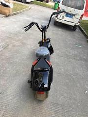 Li-ion Battery 1000w big wheel electric scooter