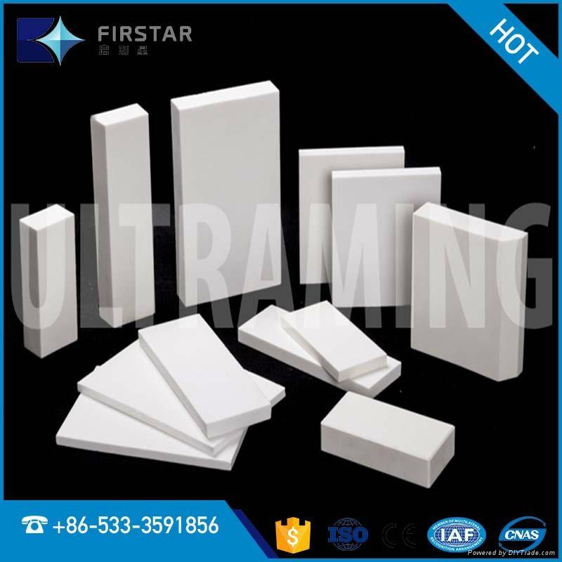High Alumina Ceramic Wear Tiles 4