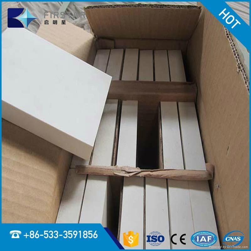 High Alumina Ceramic Wear Flat Tiles 4