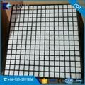 Impact resistance Rubber Ceramic Composite Panels 3