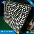 Impact resistance Rubber Ceramic Composite Panels 2