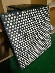 Impact resistance Rubber Ceramic Composite Panels