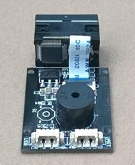 GM65嵌入式条码二维码1D 2D扫描识别模块 扫描头 条码读取模块