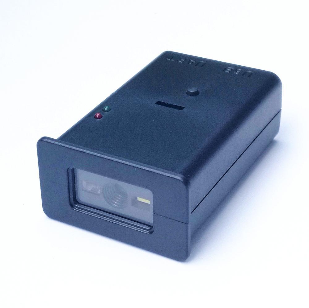 GM66條碼二維碼1D 2D掃描識別讀取模塊 智能儲物櫃嵌入式模組 1
