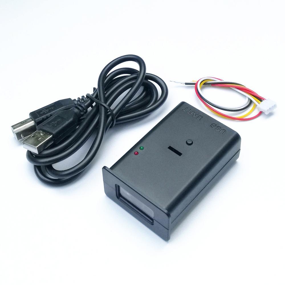 GM66條碼二維碼1D 2D掃描識別讀取模塊 智能儲物櫃嵌入式模組 4