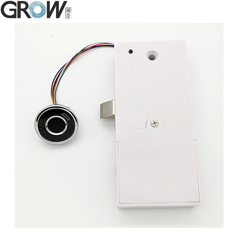 G15 圓形電容指紋抽屜鎖櫃鎖辦公 2