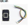 GROW R301T 小體積電容指紋採集識別模塊 帶手指觸摸感應輸出 5