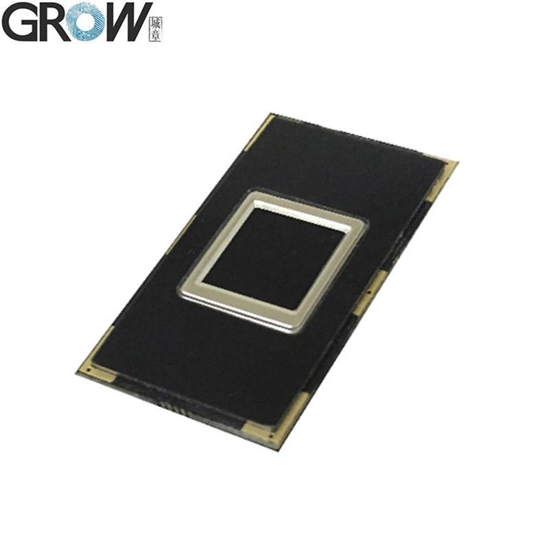 GROW R301T 小體積電容指紋採集識別模塊 帶手指觸摸感應輸出 1