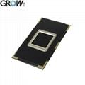 GROW R301T 小體積電容指紋採集識別模塊 帶手指觸摸感應輸出